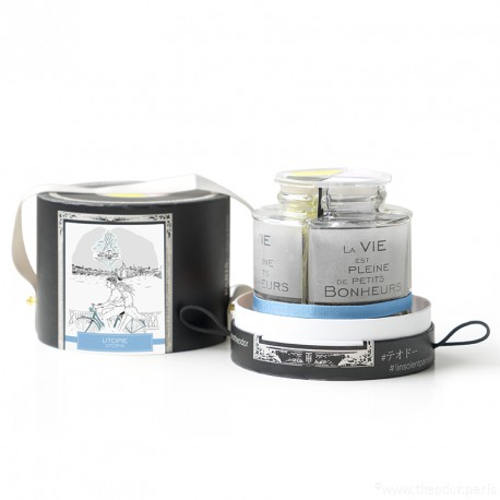 Coffret de thés en vrac - Essence de l'Utopie