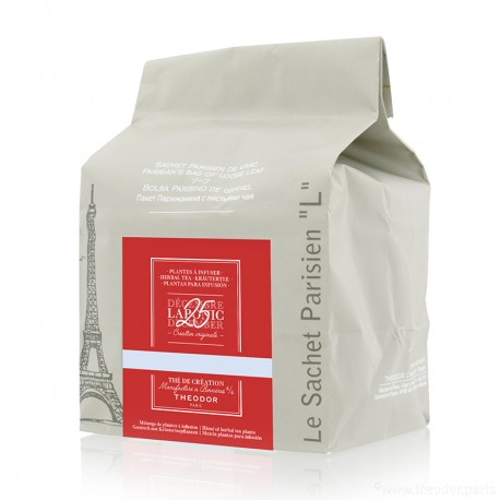 CHRISTMAS HERBAL TEA - JAPONIC 'LES HERBES INSOLENTES' - TAROUT ED - L'INSOLENT PARISIEN