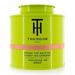 Thé COÏNCIDENCE GREEN - Boîte thé vrac
