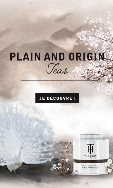 THEODOR - Plain tea