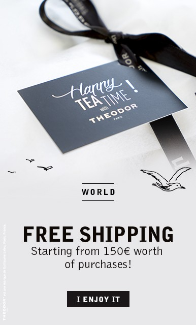 Free shipping : World from 150€