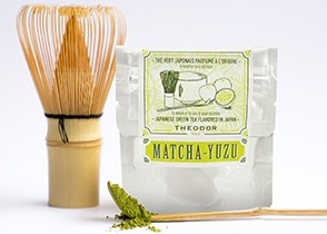 'MATCHA-YUZU' green tea